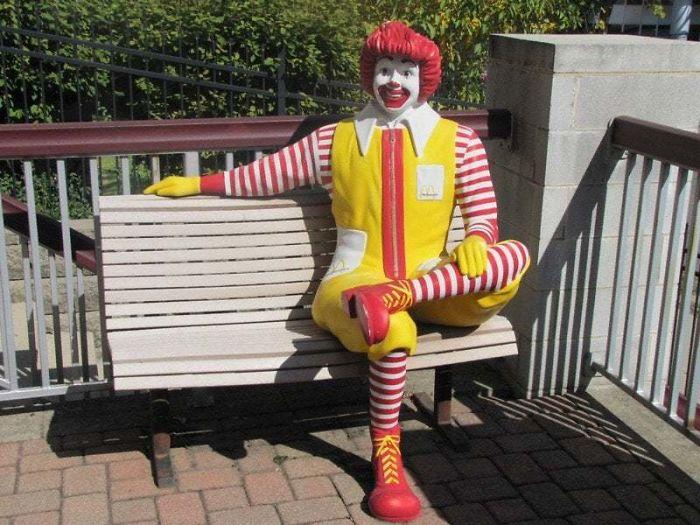 McDonald Bench