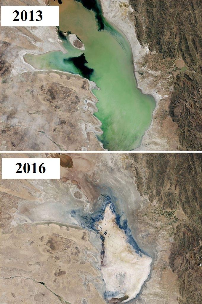 Ako sa mení Zem? NASA odhalila fotografie, ako sa mení podnebie