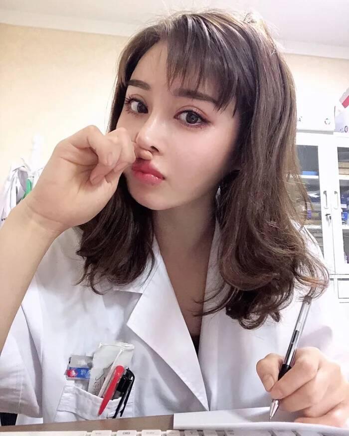Doktor Cina Yang Cantik
